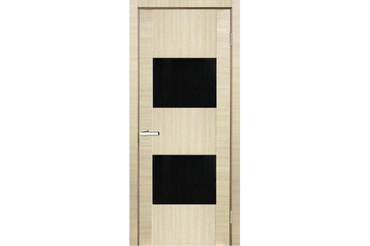 Фото Дверь Омис Cortex Deco 03 ЧС БМ с официального сайта OSKAR™