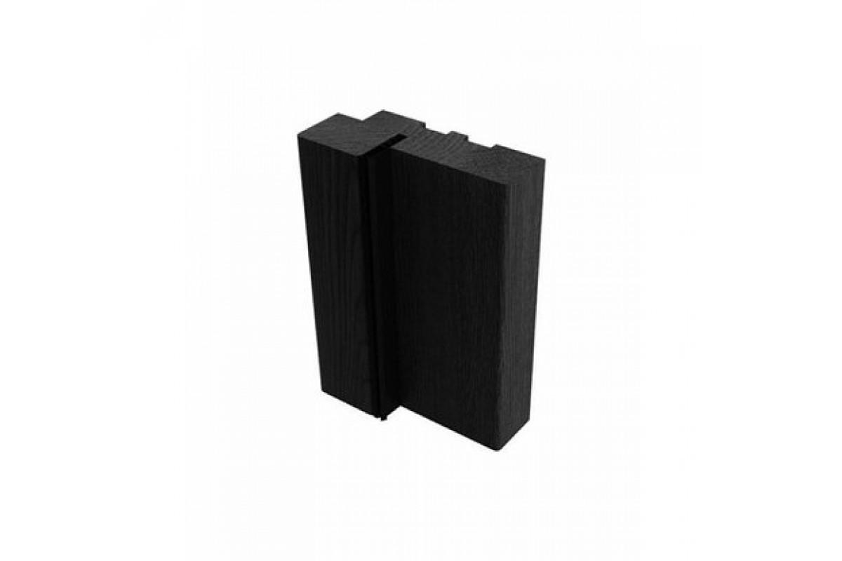 """Фото Коробка дверная """"Грунт Омис"""" 80мм (под добор) комплект с официального сайта OSKAR™"""