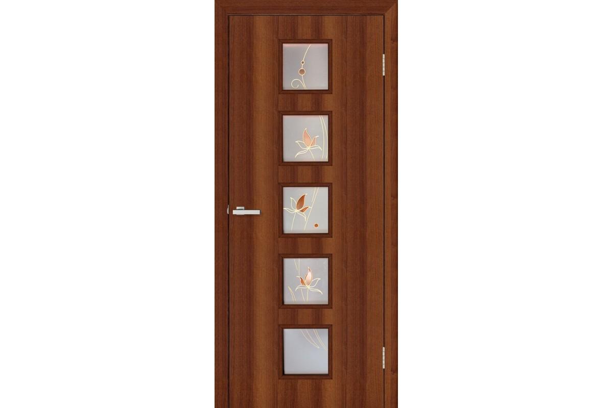 """Фото Дверь """"МДФ Омис"""" Альта 5 СС+КР с официального сайта OSKAR™"""