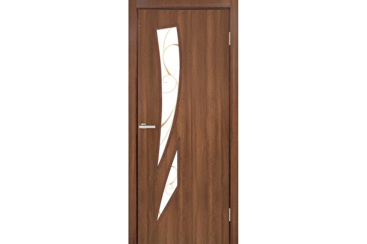 """Фото Дверь """"МДФ Омис"""" Фиеста СС+КР с официального сайта OSKAR™"""