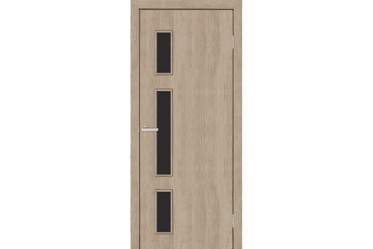 """Фото Дверь """"МДФ Омис"""" Соло ЧС с официального сайта OSKAR™"""