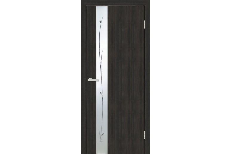 """Дверь """"МДФ Омис"""" Зеркало 1.1"""