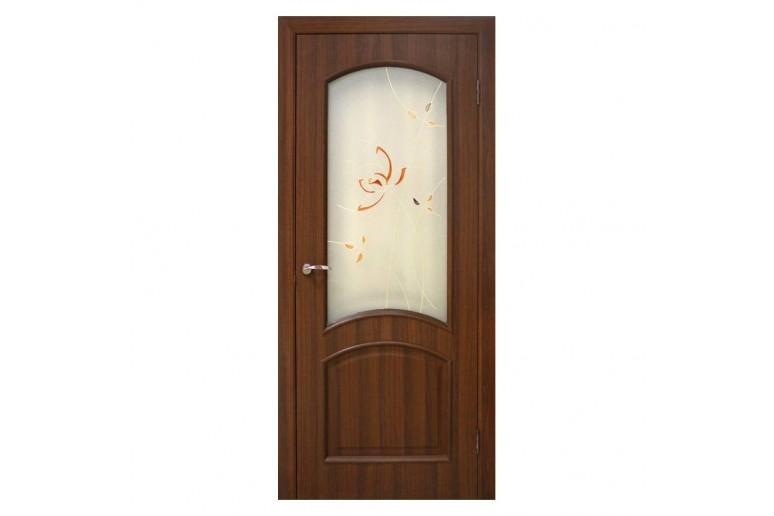 Дверь ПВХ Омис Адель СС+КР