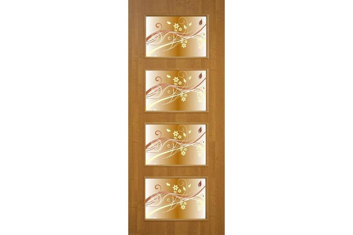 """Фото Дверь """"МДФ Омис"""" Альта 3 ФП с официального сайта OSKAR™"""