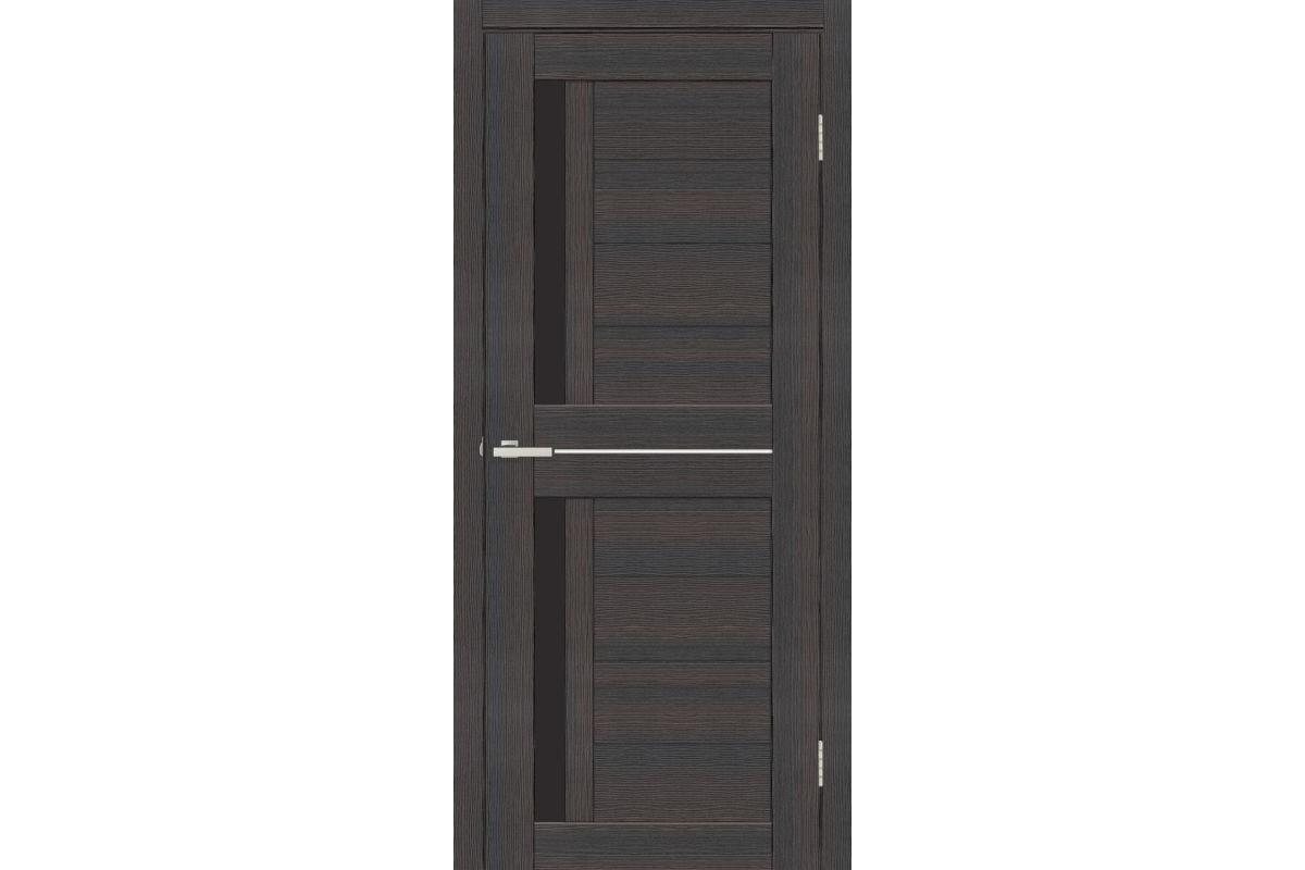 Фото Дверь Омис Cortex Deco 01 ЧС с официального сайта OSKAR™