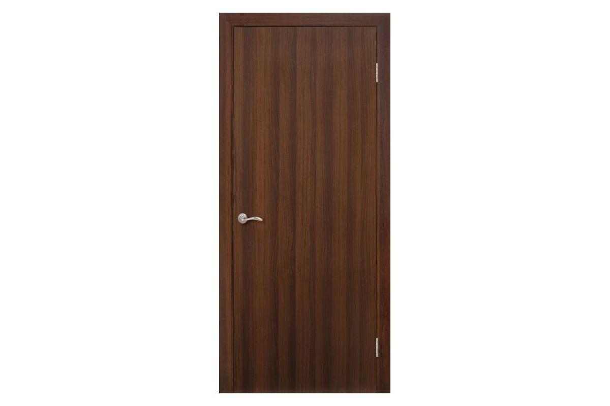 Фото Дверь ПВХ Омис Глухое гладкое ПВХ с официального сайта OSKAR™