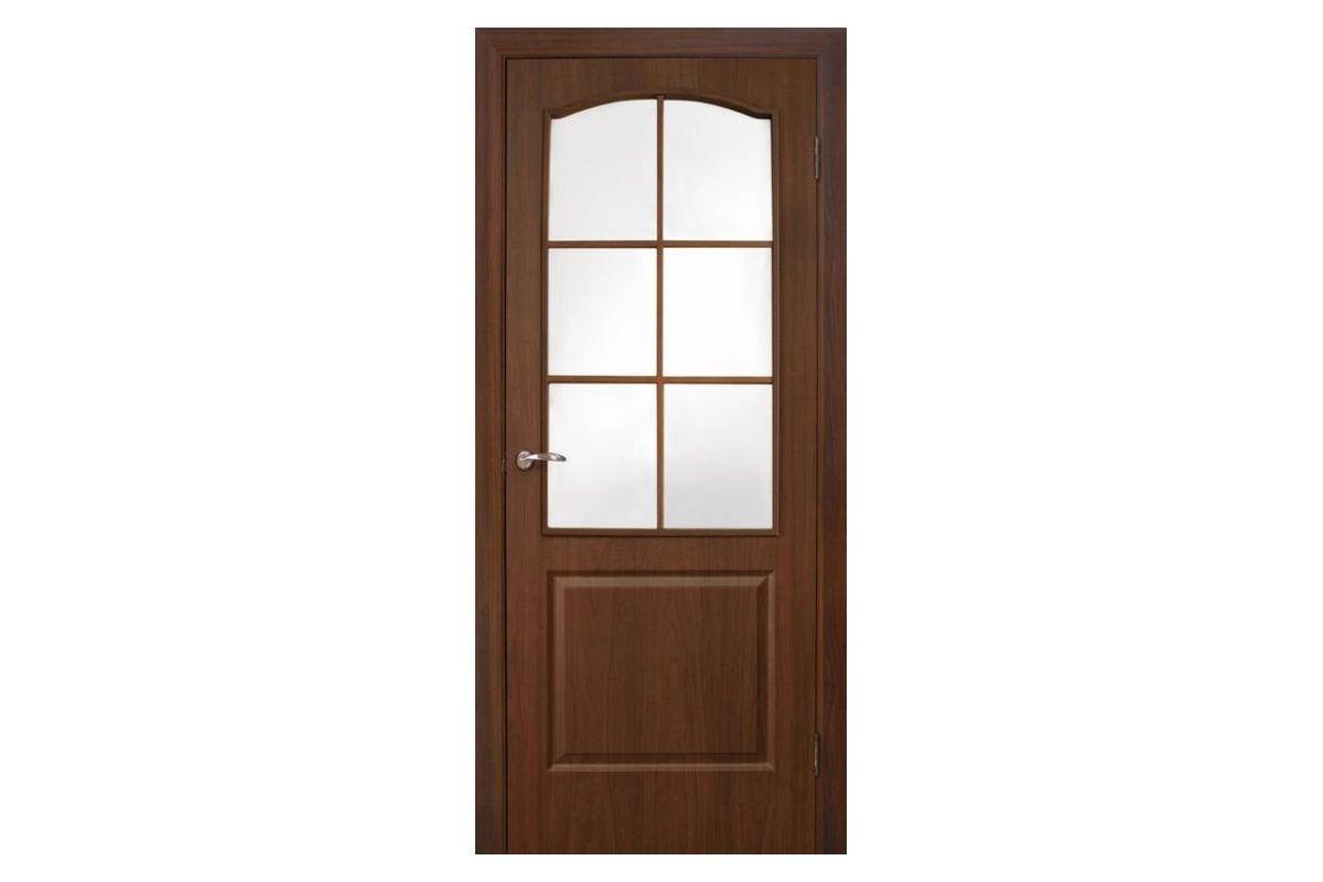 Фото Дверь ПВХ Омис Классика СС с официального сайта OSKAR™