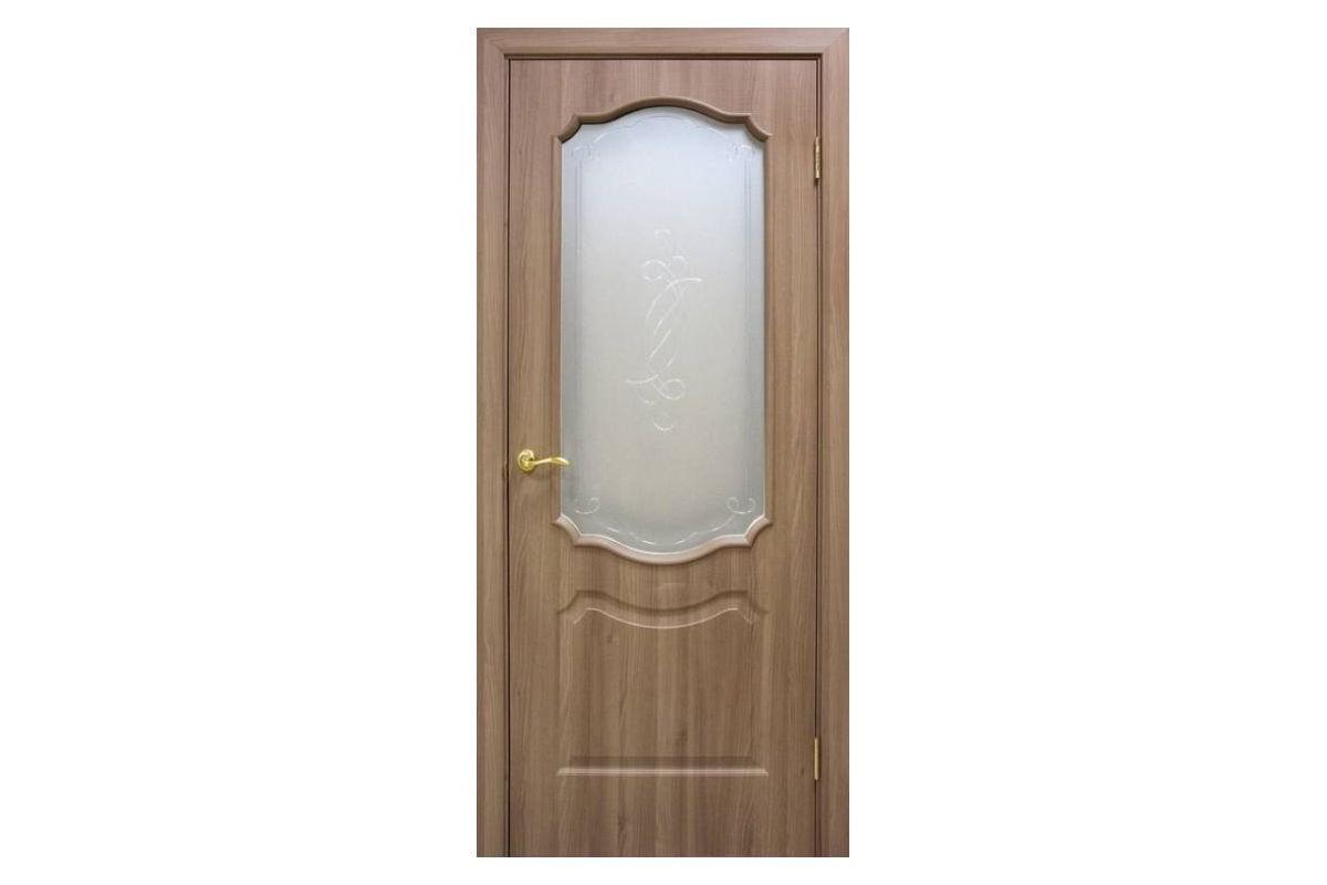 Фото Дверь ПВХ Омис Прима СС+КР  с официального сайта OSKAR™