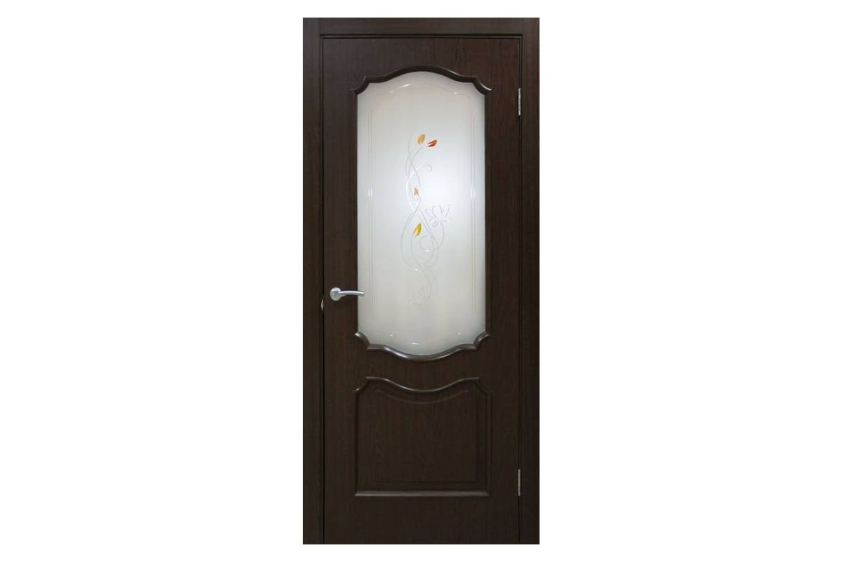 Фото Дверь ПВХ Омис Прованс СС+КР  с официального сайта OSKAR™