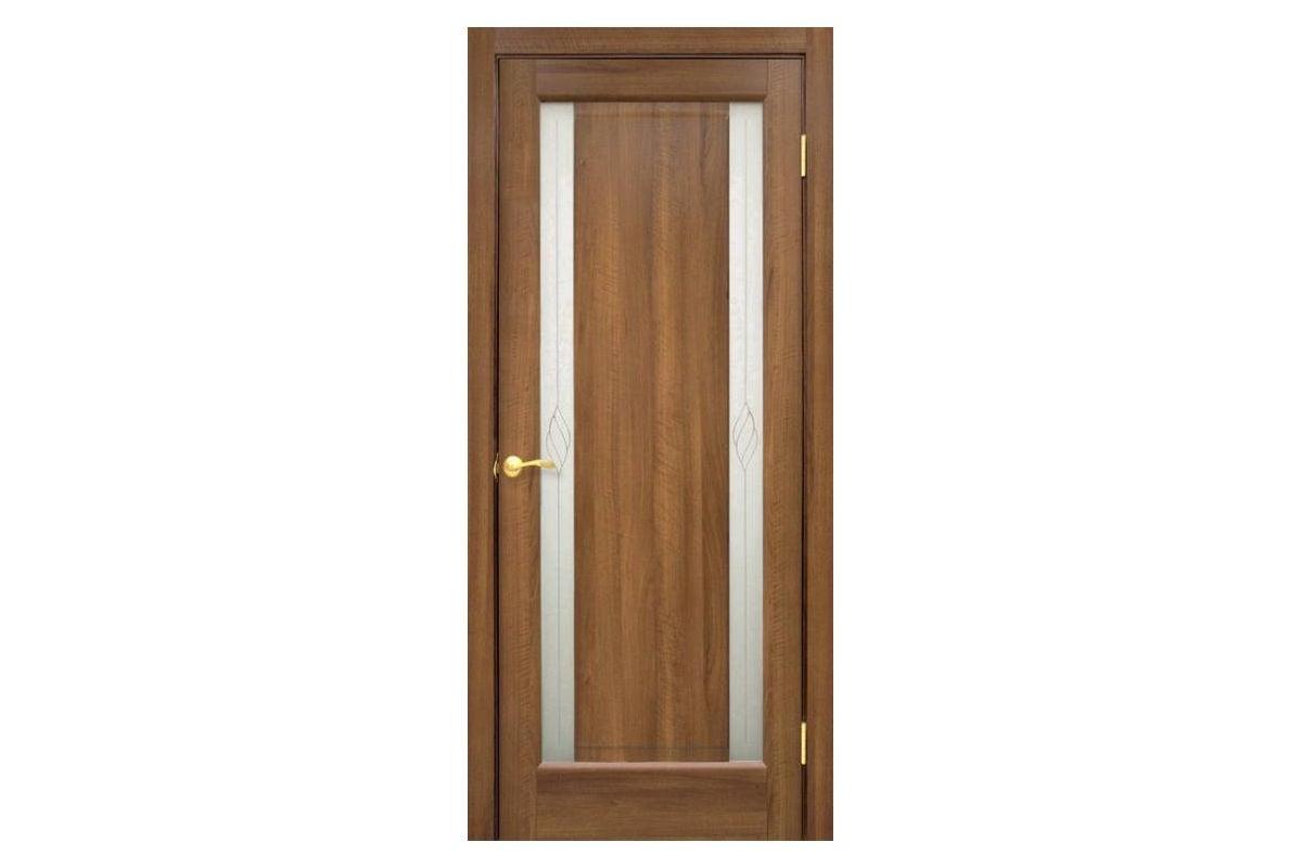 Фото Дверь ПВХ Омис Венера СС+КР  с официального сайта OSKAR™