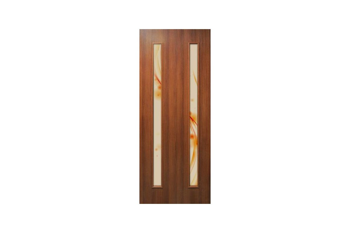 Фото Дверь ПВХ Омис Вероника ПВХ СС+ФП  с официального сайта OSKAR™