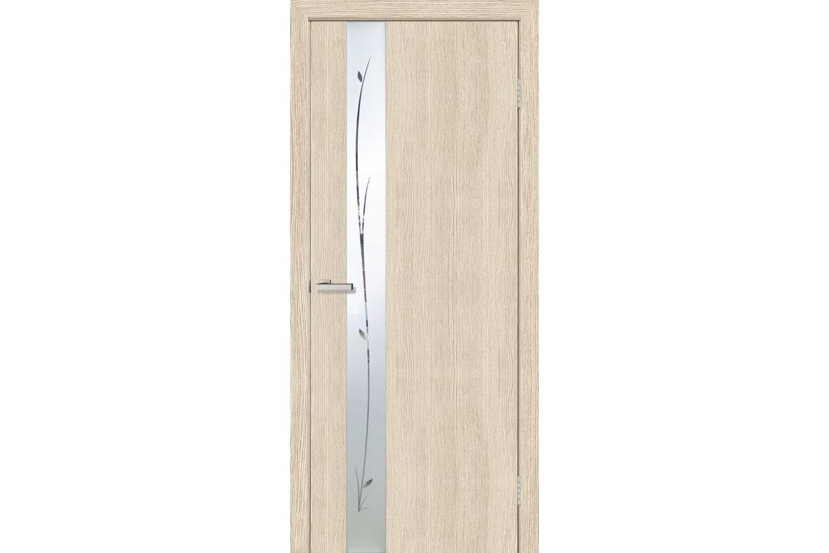 Фото Дверь ПВХ Омис Зеркало 1.1 ПВХ  с официального сайта OSKAR™