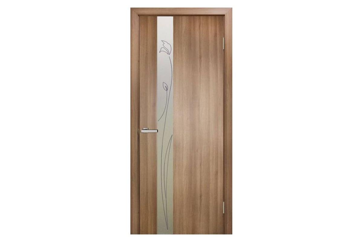 Фото Дверь ПВХ Омис Зеркало 3 КР ПВХ с официального сайта OSKAR™