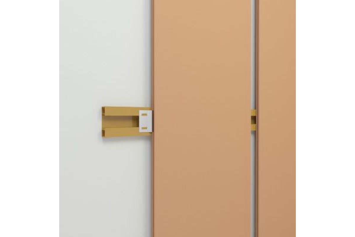 Фото Планка монтажная 3 метра для панелей МДФ, (Аксессуары для монтажа) с официального сайта OSKAR™
